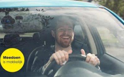 Veilig verkeer Nederland start campagne 'Een relaxte rijder maakt de buurt blijer