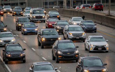 Meer personenauto's rijden recordaantal kilometers in 2018; gemiddelde kilometrage loopt terug