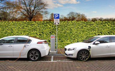 Elektrische auto's steeds populairder bij bedrijven
