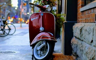 Rijgedrag van scooters geeft andere weggebruikers een steeds onveiliger gevoel